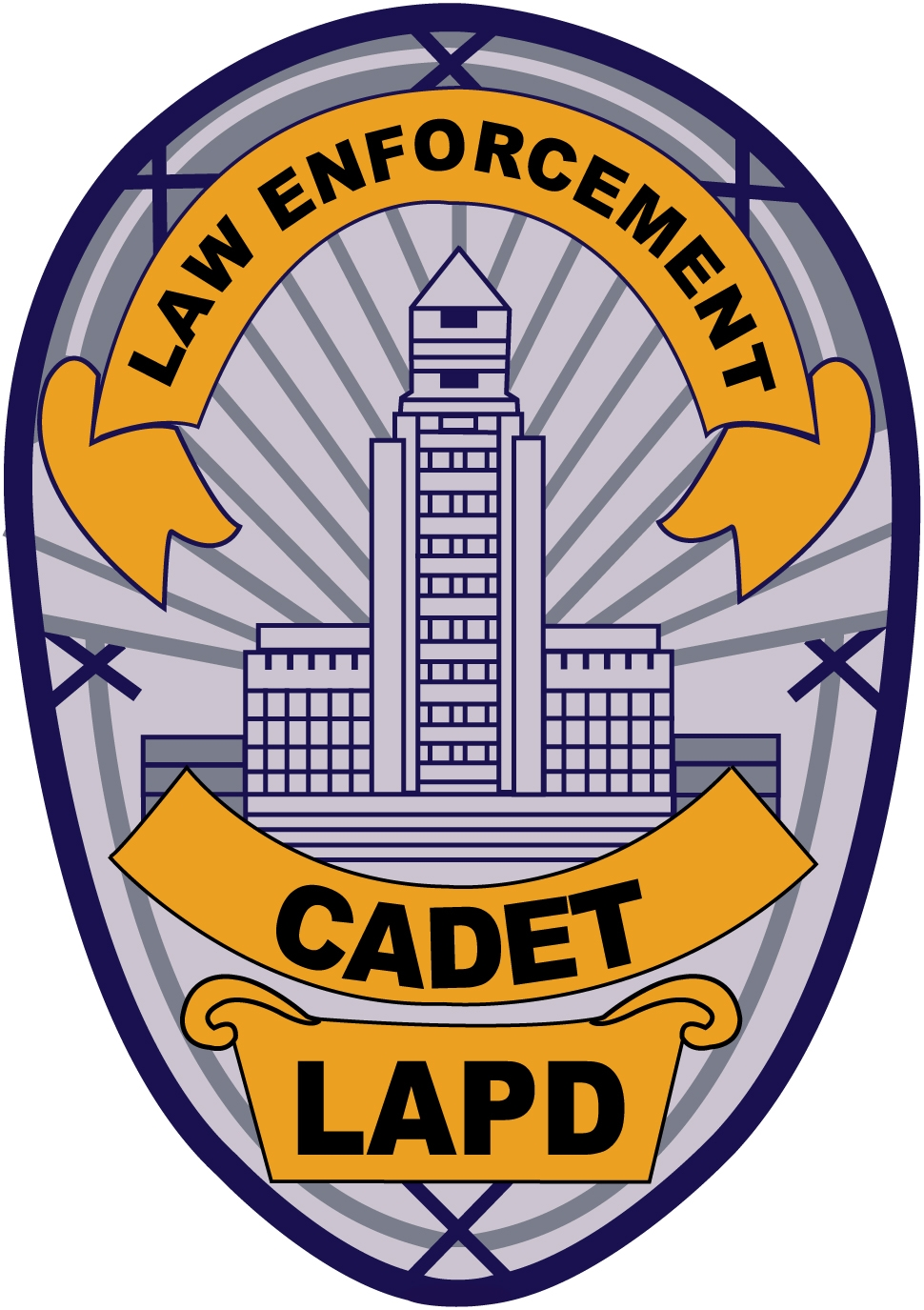 lapd badge - photo #43